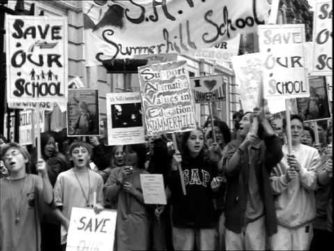 A.S Neill's Summerhill School