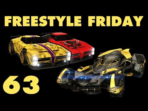 Freestyle Friday 63 in 3v3 (Rocket League Goals & Fails) | JHZER thumbnail