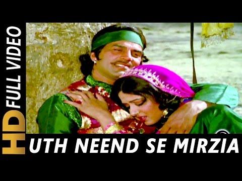 Uth Neend Se Mirzia Jaag Ja | Lata Mangeshkar, Mohammed Rafi | Pratigya Songs | Dharmendra