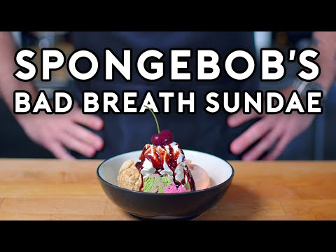 Binging with Babish: 'Sundae' from SpongeBob SquarePants
