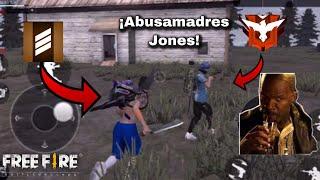 Por eso me llaman abusamadres Jones!! - Free Fire Random // ARES_yt