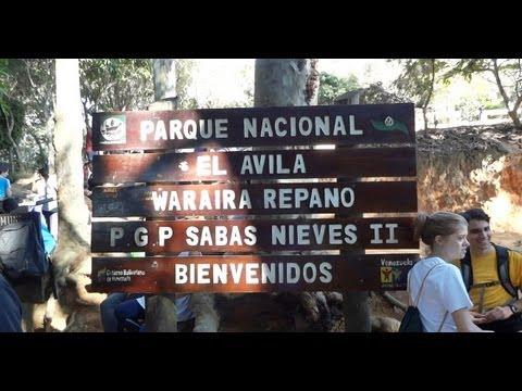 Glimpses of Sabas Nieves, Caracas
