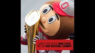 4 reasons Ohio State will make 2017-18 College Football Playoff