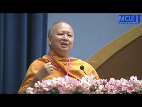 Phra Brahmapundit speech on Opening Ceremony of United Nations Day of Vesak  2017 at Thailand