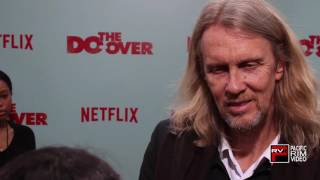 Torsten Voges talks playing the villain in The Do Over