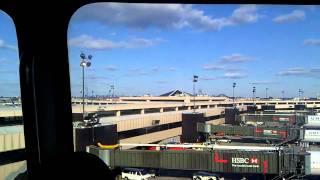 Newark Airport - Terminal B til C