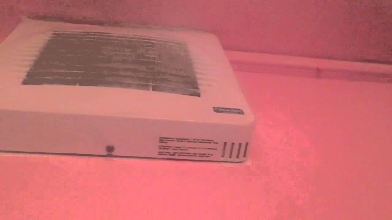 Rdl bathroom extractor fan - Newlec Extractor Fan In Ma Ma S Restaurant In Heston
