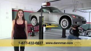 Maxjax Garage Lift Tv Commercial