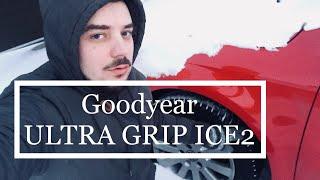 goodyear Ultra Grip Ice2 VS Michelin Alpine A5 - кто лучше?