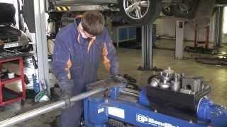 Ремонт катализатора  Toyota Carina. Ремонт катализатора  в СПБ.