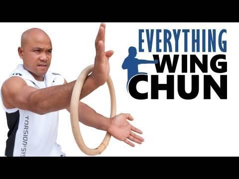 Wing Chun Rattan Rings - Review