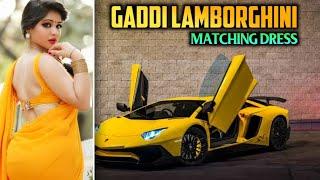 Gaddi Lamborghini Peele Rang Di Whatsapp Status /#GoDNinjaRT/#shorts/#ImranKhan-Satisfya🚖🚖