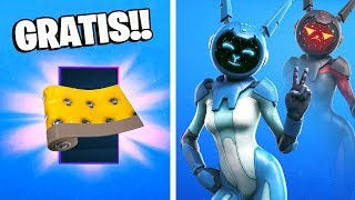 New SKIN, Dance and Camouflage *FREE* in Fortnite: battle royale!! Master Navigator Challenges
