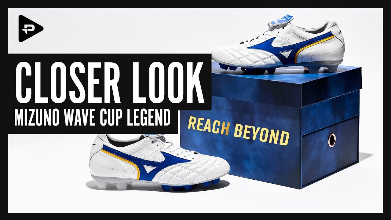 new arrival 1f35a 9edf8 MIZUNO WAVE CUP LEGEND SPECIAL COLLECTORS PACK - UNBOXING & CLOSER LOOK