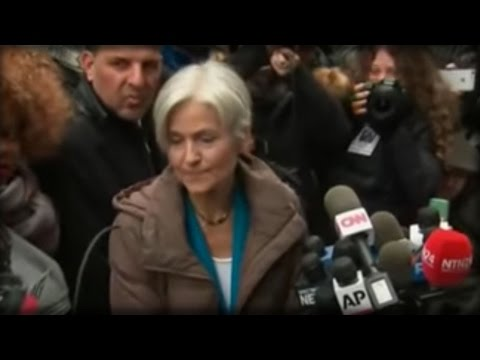 BREAKING: JILL STEIN WAS JUST PUBLICLY HUMILIATED FOR VOTE RECOUNT IS BEST WAY EVER