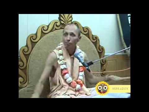 Шримад Бхагаватам 2.8.5 - Бхакти Ананта Кришна Госвами