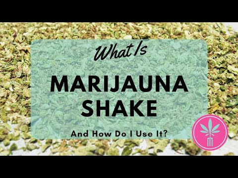 Ask Cheri: Estimating THC Percentages in Marijuana Shake and Trim