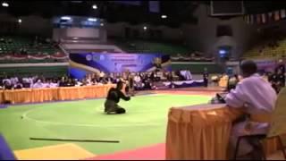 pencak silat ganda putra indonesia championship 2015