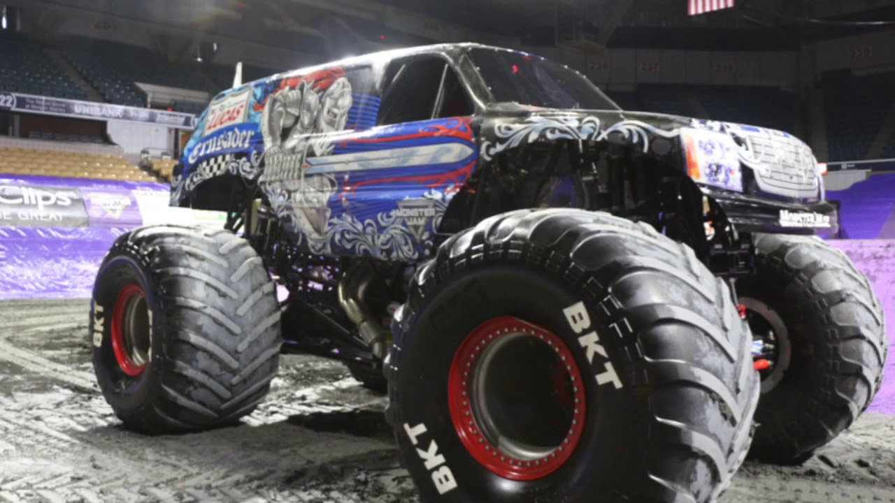 Monster Jam Trucks Take Over Worcester DCU Center YouTube - Dcu center car show