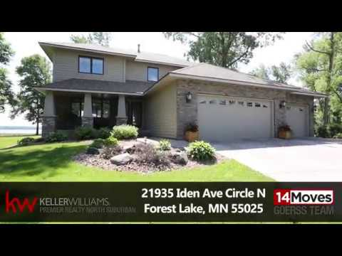 Property tour of 21935 Iden Ave Circle N, Forest Lake, MN 55025