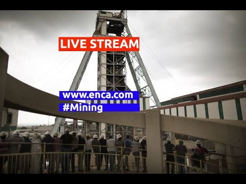 LIVE: Briefing about job losses in the mining sector