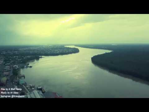 Sarikei Sungai Rajang Sarawak Short Version Youtube