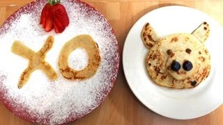 How To Make Pancakes For Children