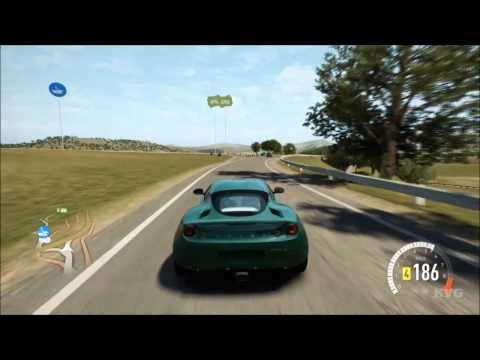 lotus evora s 2011 forza horizon 2 test drive. Black Bedroom Furniture Sets. Home Design Ideas