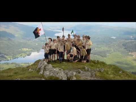 Camp Ecosse 1ere Liege FSE 2016