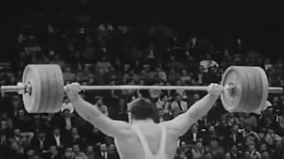 Тяжёлая атлетика СССР