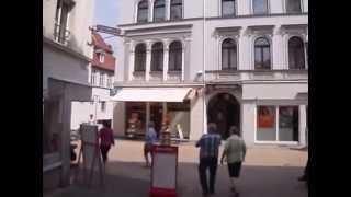 Spaziergang in Helmstedt durch die Stadt
