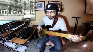 Top 20 dance songs of the 90s with bass guitar - Roberto De Rosa