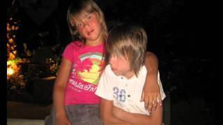 Это видео Даня посвятил своей сестре Алине! || Danya