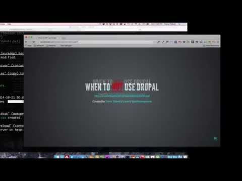 When to NOT use Drupal