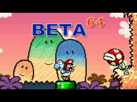 Beta64 - Yoshi's Island