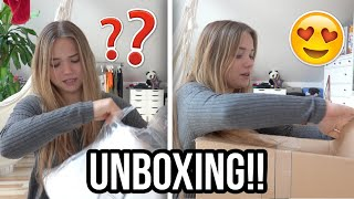 Die DEKO UNBOXINGS gehen weiter!🛍📦 | Vlogmas Tag 12 + 13🎅🏼