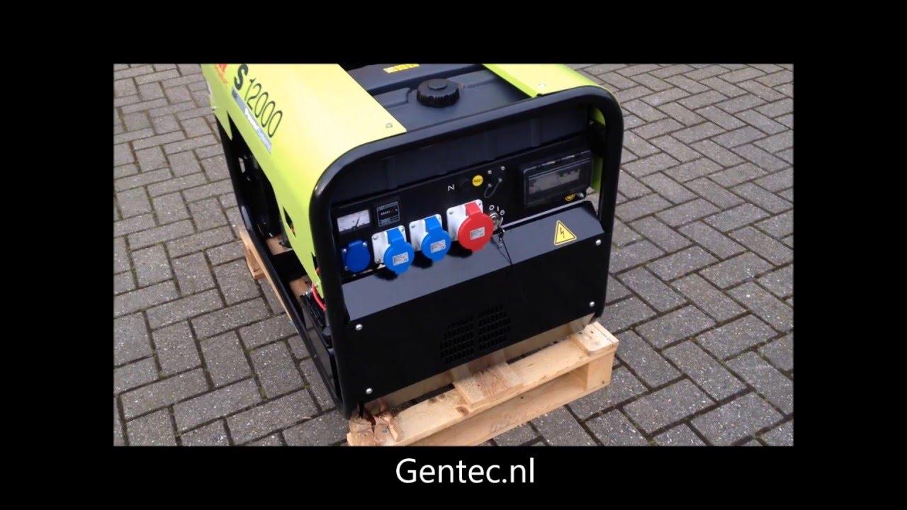 Generator Pramac S12000