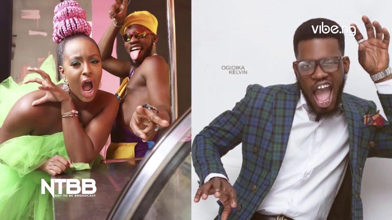 Did Femi Otedola Approve Broda Shaggi as DJ Cuppy's Husband? [NTBB]