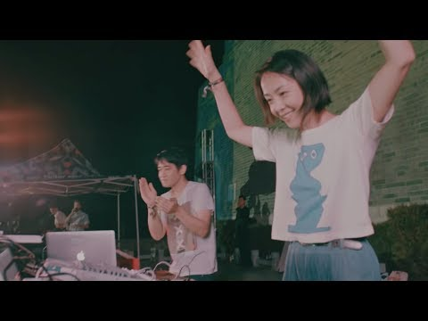 Shanghai Restoration Project - Live on The Great Wall (Yinyang Music Festival)