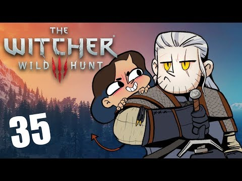 Married Stream! The Witcher: Wild Hunt - Episode 35 (Witcher 3 Gameplay) thumbnail