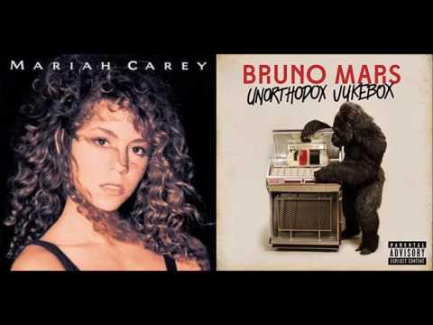 Mariah Carey/Bruno Mars - Someday/Treasure (mashup)