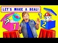 Paw Patrol and PJ Masks On Kids Make a Deal The Assistant's new Game show