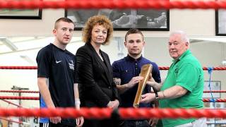 NI Champions Official Launch