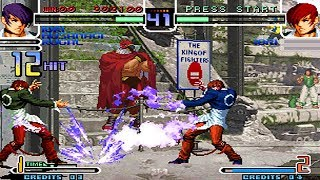 [TAS] KOF 2002 3rd Strike Of Orochi - Kusanagi, Rugal & Iori