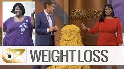 The Best Ways to Lose Half Your Body Weight