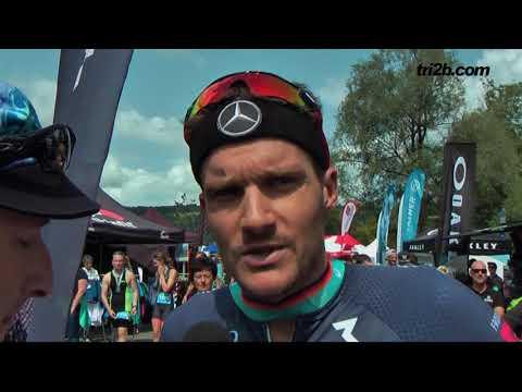 Allgäu Triathlon 2017: Jan Frodeno im Sieger-Interview
