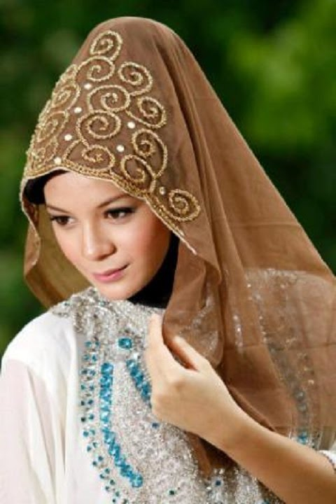 foto model hijab wanita cantik indonesia   youtube