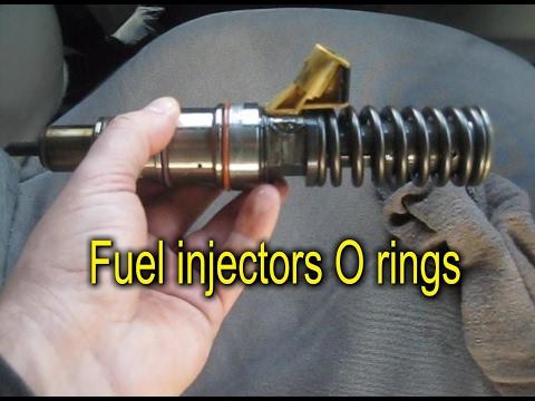 Injector For Series 60 14 litter Detroit Diesel Engine  # 406