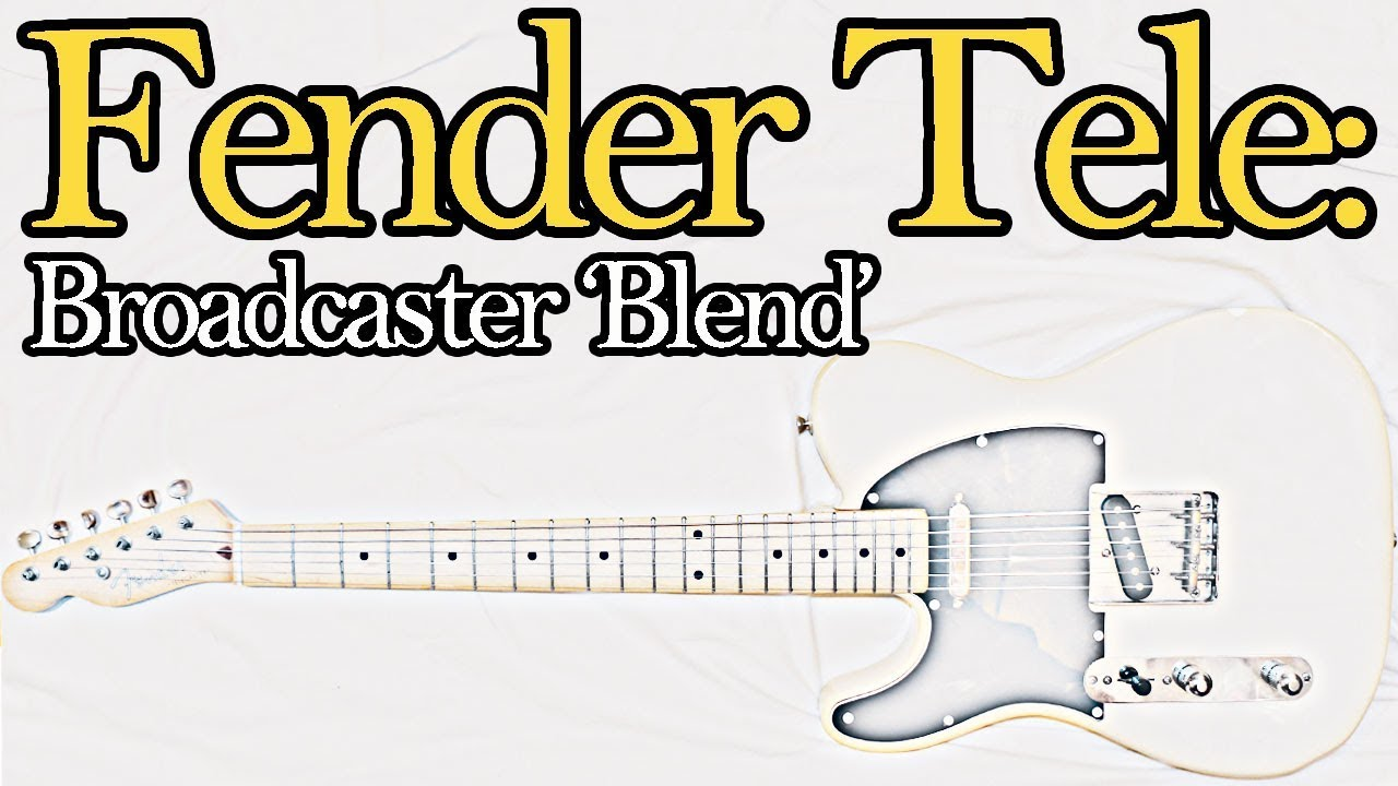 Fender Tele Wiring Diagram from i.ytimg.com
