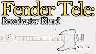 [EQHS_1162]  Fender Tele: Original Broadcaster